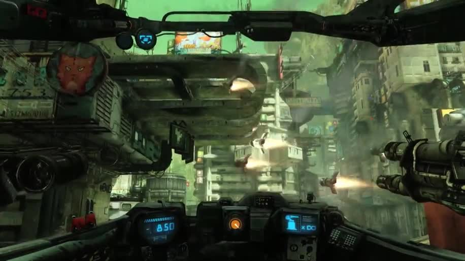 Gameplay, Nvidia, Online-Spiele, Free-to-Play, PhysX, Hawken