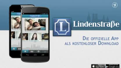 Smartphone, Android, Apple, Iphone, App, Werbespot, App Store, lindenstrasse