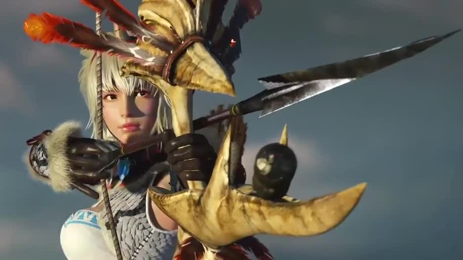 Trailer, Mmorpg, Online-Rollenspiel, Capcom, Monster Hunter, Monster Hunter Online, Tencent Games