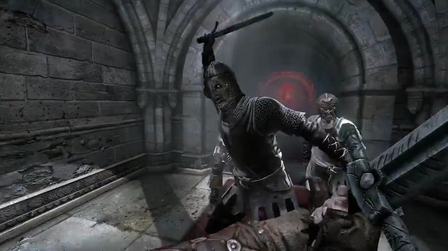 Trailer, Teaser, actionrollenspiel, Hellraid, Techland Games