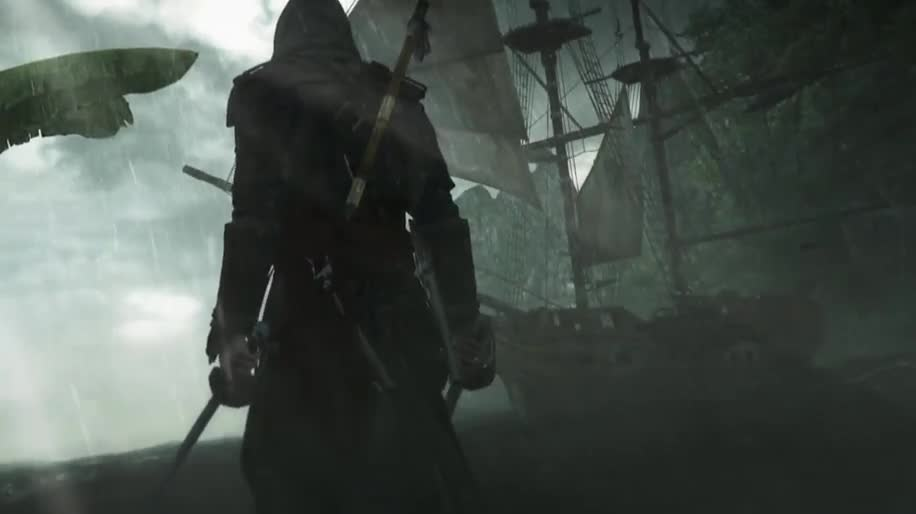 Trailer, Ubisoft, Assassin's Creed, Assassin's Creed 4, Assassin's Creed 4: Black Flag, Black Flag