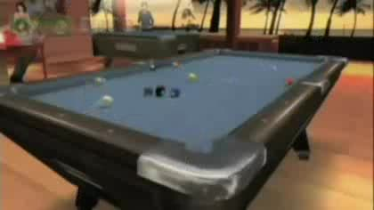Nintendo, Wii, Midnight Pool