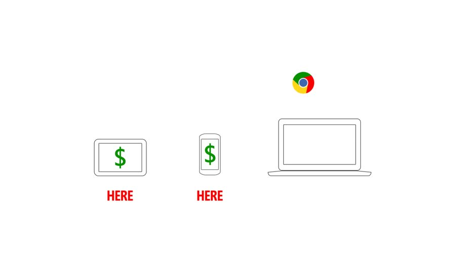 Microsoft, Google, Browser, Werbespot, Werbung, Chrome, Google Chrome, Scroogled