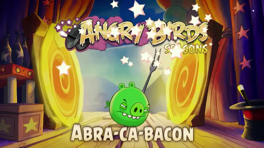 Trailer, Angry Birds, Rovio, Angry Birds Seasons
