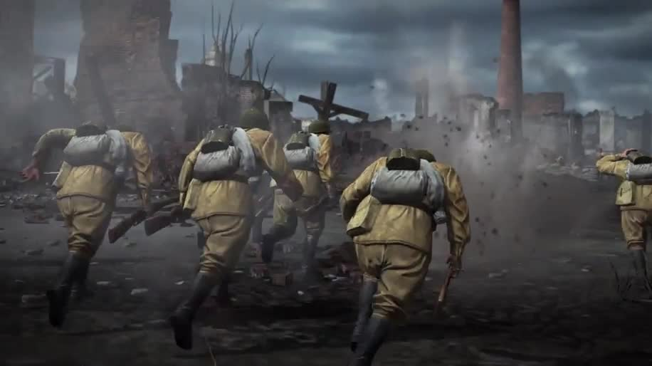 Trailer, Strategiespiel, SEGA, Company of Heroes 2, Company of Heroes, Relic Entertainment