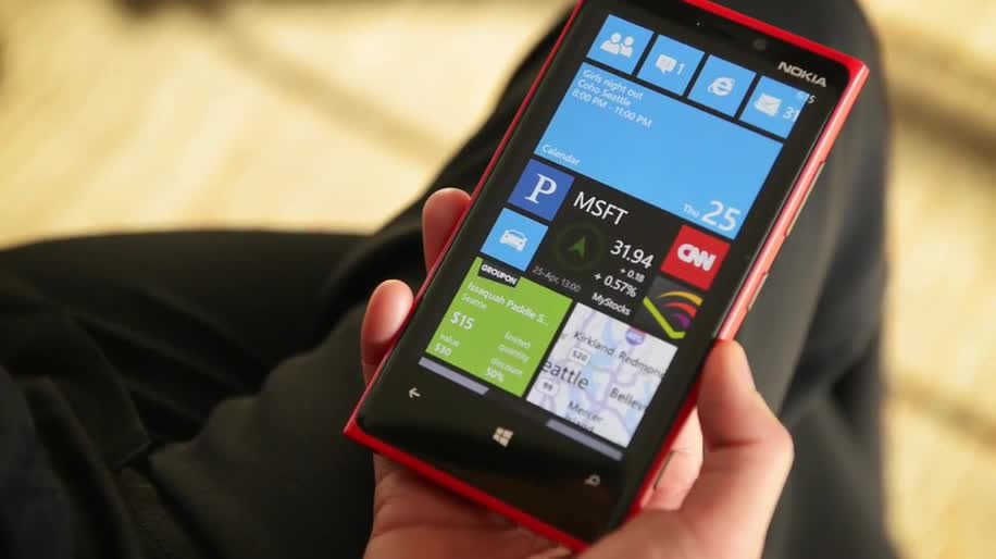 Microsoft, Smartphone, Windows Phone, Windows Phone 8, WP8, Live Tiles