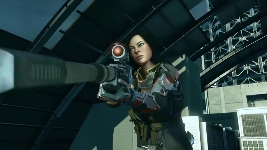 Trailer, Ego-Shooter, PlayStation 4, E3, PS4, Sony PlayStation 4, Online-Spiele, Free-to-Play, Sony PS4, Online-Shooter, E3 2013, Perfect World, Blacklight Retribution