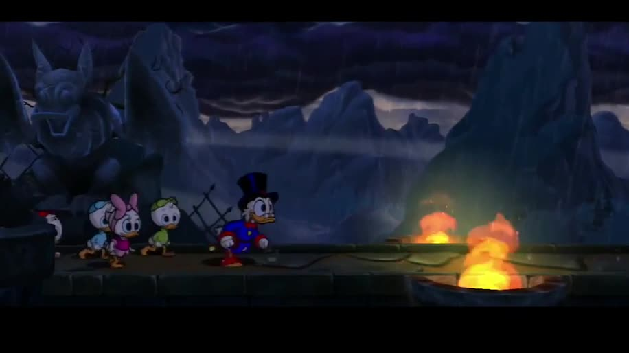 Trailer, Gameplay, E3, Capcom, E3 2013, Jump & Run, DuckTales, DuckTales Remastered