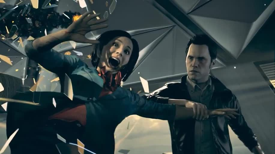 Trailer, Xbox One, E3, Microsoft Xbox One, E3 2013, Remedy, Quantum Break