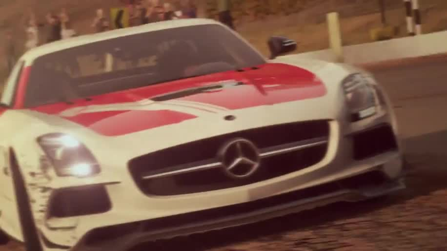 Trailer, Sony, PlayStation 4, Playstation, E3, PS4, Sony PlayStation 4, Rennspiel, Sony PS4, E3 2013, Driveclub