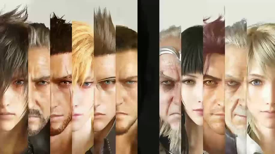 Trailer, Sony, PlayStation 4, Playstation, E3, PS4, Sony PlayStation 4, Rollenspiel, Sony PS4, Square Enix, E3 2013, Final Fantasy XV, Final Fantasy 15, Final Fantasy versus XIII
