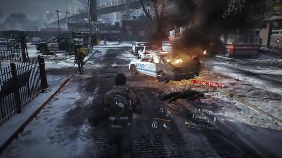Trailer, Gameplay, E3, Ubisoft, actionspiel, Rollenspiel, Multiplayer, E3 2013, Tom Clancy's The Division
