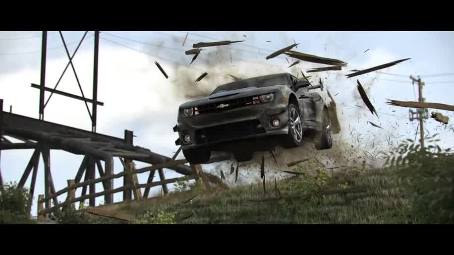 Trailer, Gameplay, Ubisoft, E3, Rennspiel, E3 2013, The Crew