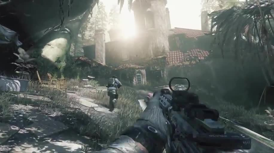 Ego-Shooter, Gameplay, E3, Call of Duty, Activision, E3 2013, Call of Duty: Ghosts