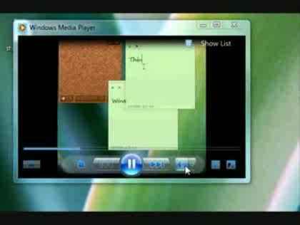 Microsoft, Windows 7, Media Player