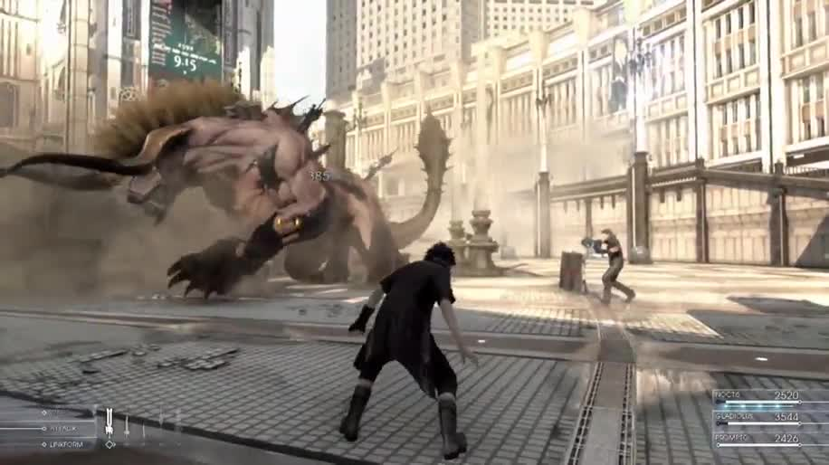 Trailer, E3, Gameplay, Square Enix, E3 2013, Final Fantasy, Final Fantasy XV, Final Fantasy 15
