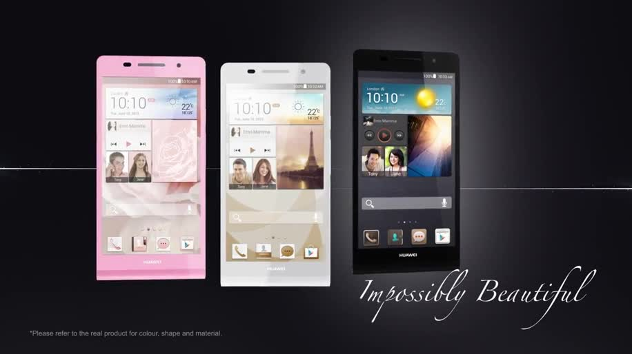 Android, Huawei, Jelly Bean, Ascend, Ascend P6