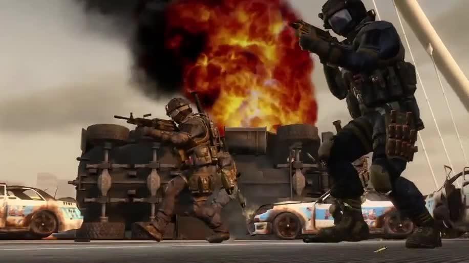 Trailer, Ego-Shooter, Call of Duty, Dlc, Activision, Black Ops, Treyarch, Call of Duty: Black Ops, Call of Duty: Black Ops 2, Call of Duty Black Ops, Black Ops 2, Vengeance