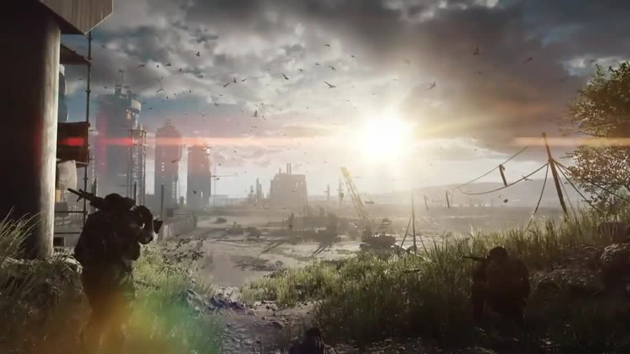Electronic Arts, Ego-Shooter, Ea, Battlefield, Dice, Battlefield 4, Frostbite, Frostbite 3