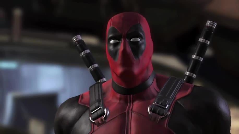 Trailer, actionspiel, Activision, Marvel, Deadpool