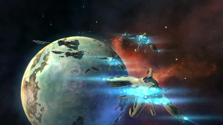 Trailer, Dlc, Strategiespiel, Endless Space, Disharmony