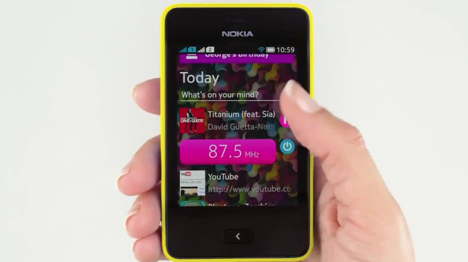 Nokia, Werbespot, Asha, Nokia Asha, Asha 501, Nokia Asha 501