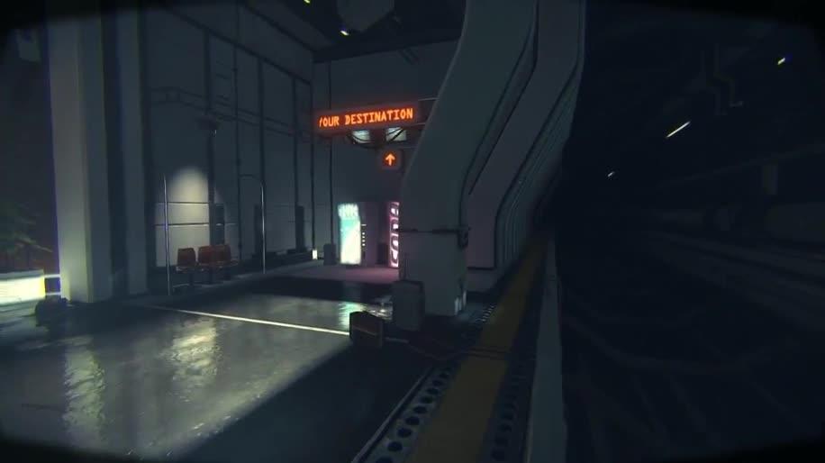 Trailer, Gameplay, Adventure, Horror, Routine, Lunar Software