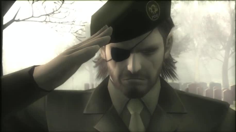 Trailer, Konami, Metal Gear Solid, Hideo Kojima, The Legacy Collection