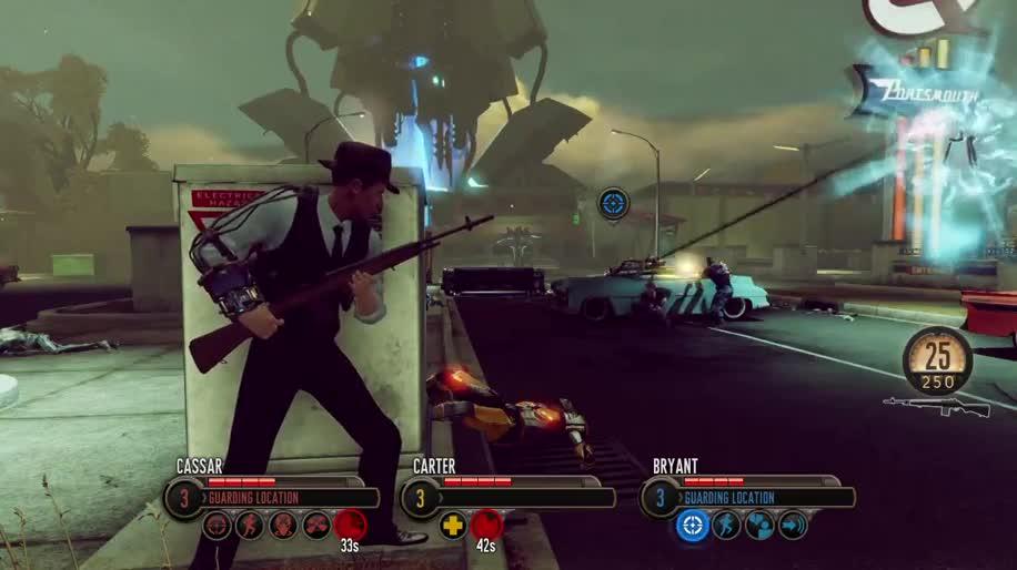 Ego-Shooter, 2K Games, XCOM, The Bureau, XCOM Declassified