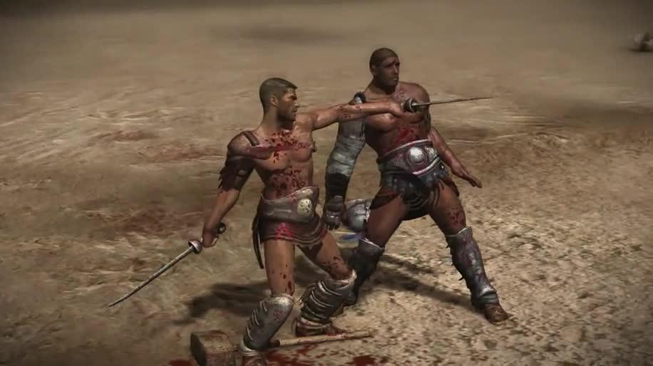Trailer, Online-Spiele, Free-to-Play, Prügelspiel, Spartacus Legends, Spartacus