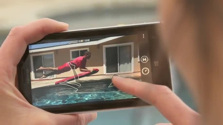 Smartphone, Windows Phone, Nokia, Windows Phone 8, Werbespot, Lumia, Nokia Lumia, WP8, Fotografie, Nokia Lumia 925, Lumia 925, Motion Focus