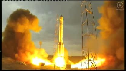 Navigation, Russland, Satellit, Glonass, Kasachstan, Baikonur