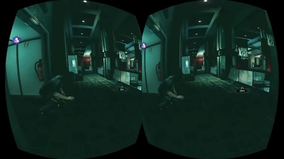 Trailer, 3d, Oculus Rift, actionrollenspiel, Kalypso Media, Dark, Anaglyph