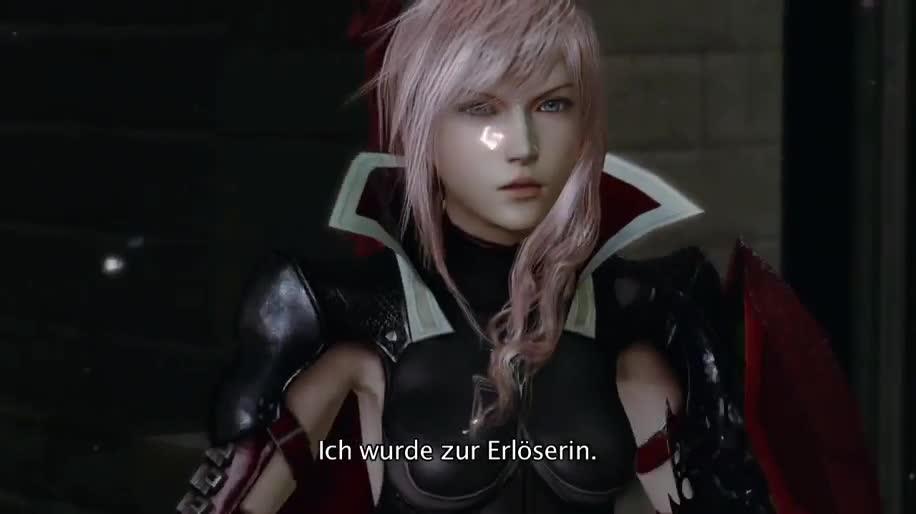 Trailer, Rollenspiel, Square Enix, Final Fantasy, Lightning Returns: Final Fantasy XIII