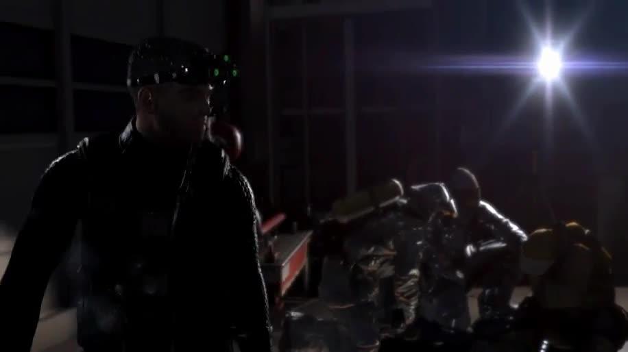 Trailer, E3, Gameplay, Ubisoft, E3 2013, Splinter Cell, Sam Fisher, Splinter Cell: Blacklist