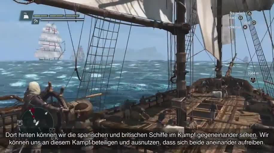 Gameplay, Ubisoft, Assassin's Creed, Assassin's Creed 4, Assassin's Creed 4: Black Flag, Black Flag