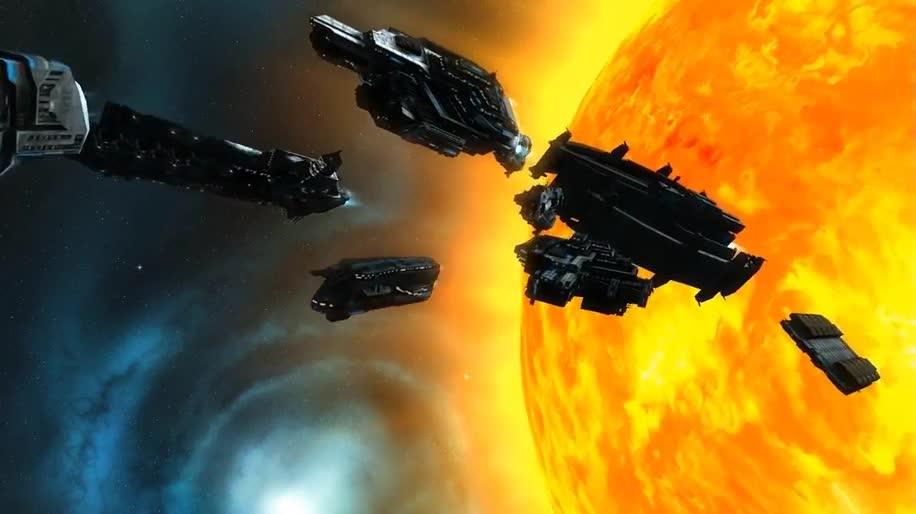 Trailer, Kalypso Media, Sins of a Solar Empire: Rebellion, Sins of a Solar Empire