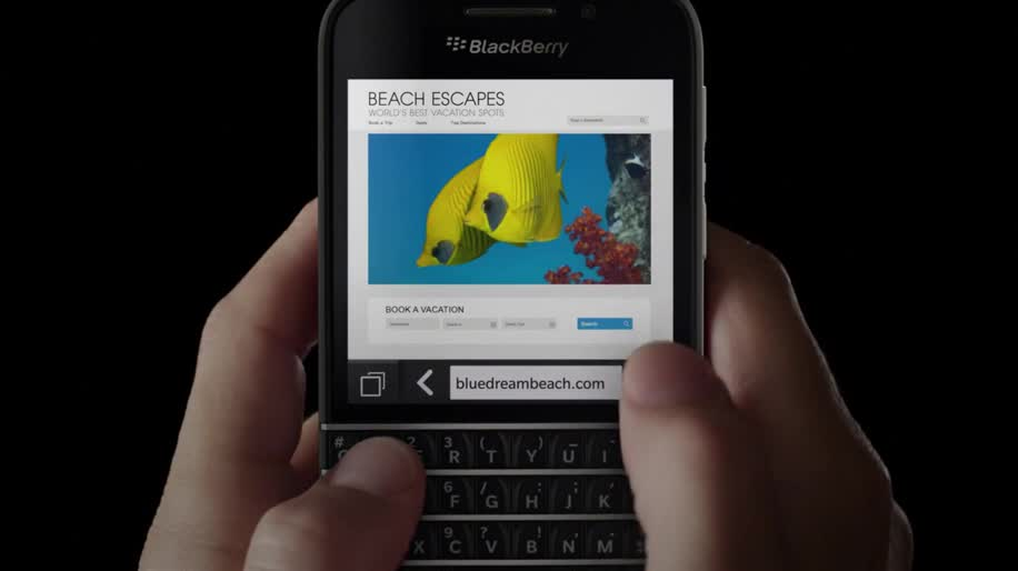Smartphone, Blackberry, Blackberry 10, Blackberry Q10