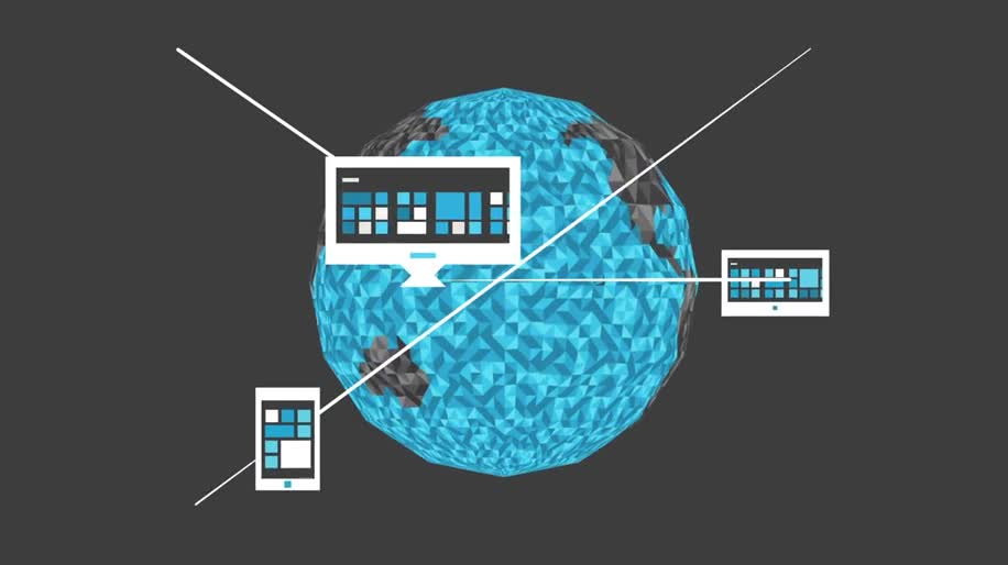 Microsoft, Internet, Companion Web