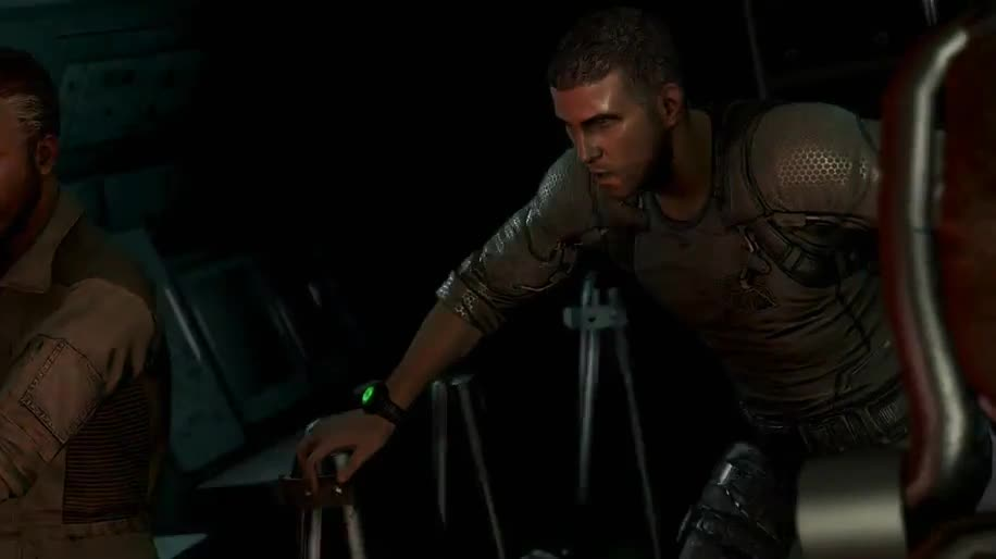 Trailer, Ubisoft, actionspiel, Splinter Cell, Sam Fisher, Splinter Cell: Blacklist