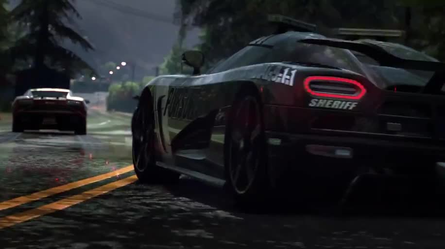 Trailer, Electronic Arts, Ea, E3, Rennspiel, Need for Speed, E3 2013, Need for Speed Rivals