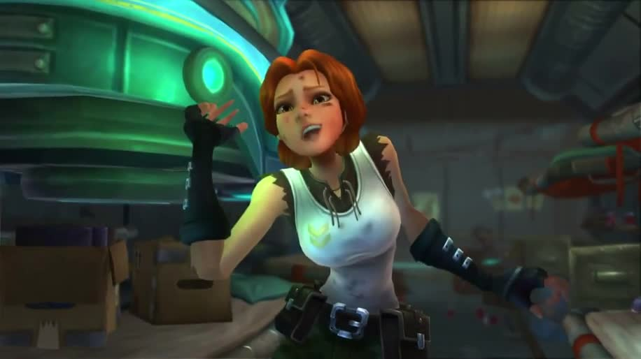 Trailer, Online-Spiele, Mmorpg, Mmo, Online-Rollenspiel, Ncsoft, WildStar, Carbine Studios