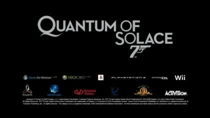 James Bond, 007, Quantum Trost, Schauplätze