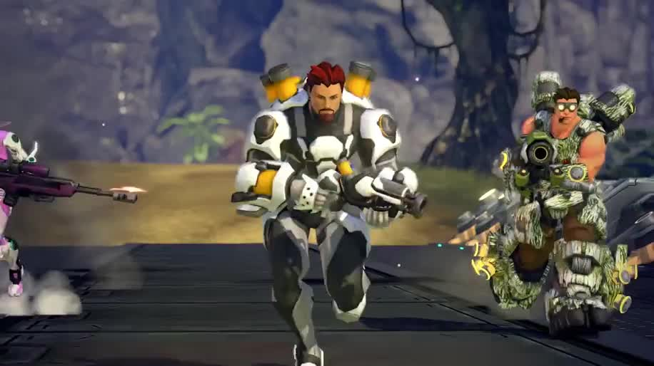 Trailer, Online-Spiele, Free-to-Play, Online-Shooter, Firefall, Red 5