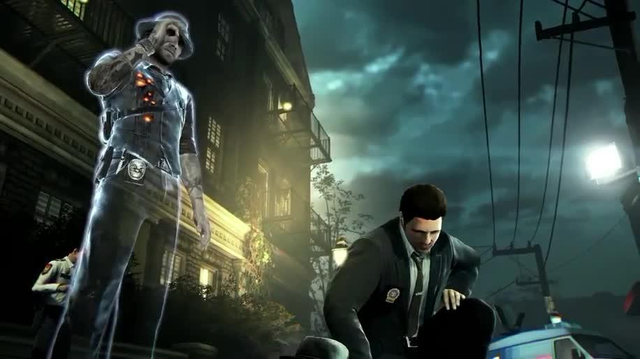 E3, Gameplay, Square Enix, Adventure, E3 2013, Murdered: Soul Suspect, Murdered, Soul Suspect