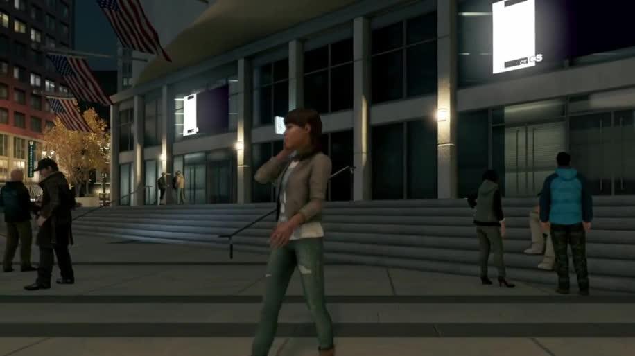 Trailer, Ubisoft, actionspiel, Watch Dogs, Aisha Tyler