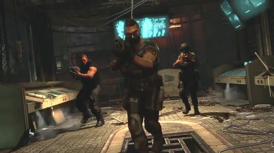 Trailer, actionspiel, Multiplayer, Warner Bros., Batman, Arkham Origins