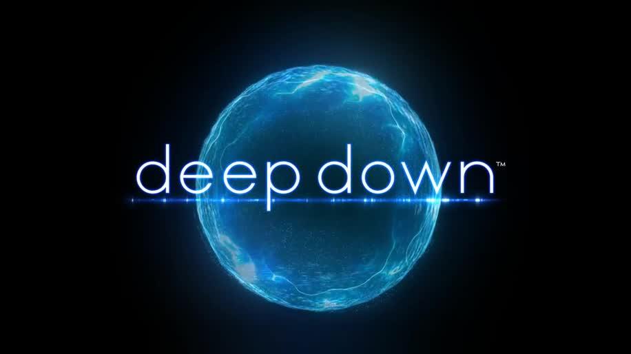 Trailer, Sony, PlayStation 4, Playstation, PS4, Sony PlayStation 4, Rollenspiel, Sony PS4, Capcom, Deep Down