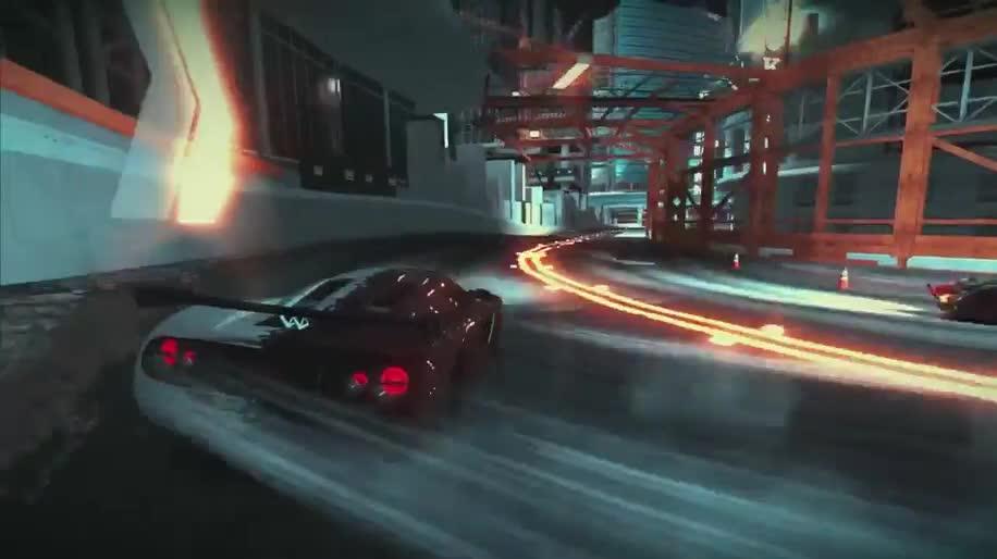Trailer, Online-Spiele, Rennspiel, Free-to-Play, Namco Bandai, Ridge Racer Driftopia