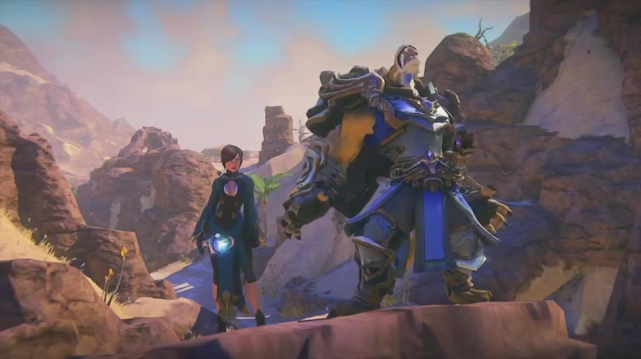 Trailer, Online-Spiele, Free-to-Play, Mmorpg, Mmo, Online-Rollenspiel, Sony Online Entertainment, SOE, EverQuest, EverQuest Next